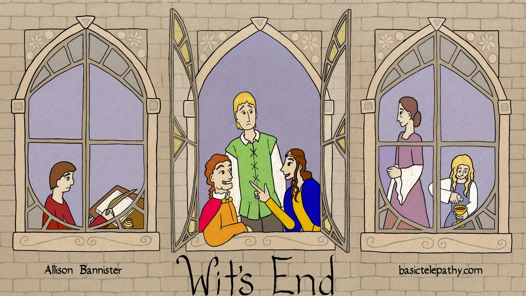 Wit's End project video thumbnail