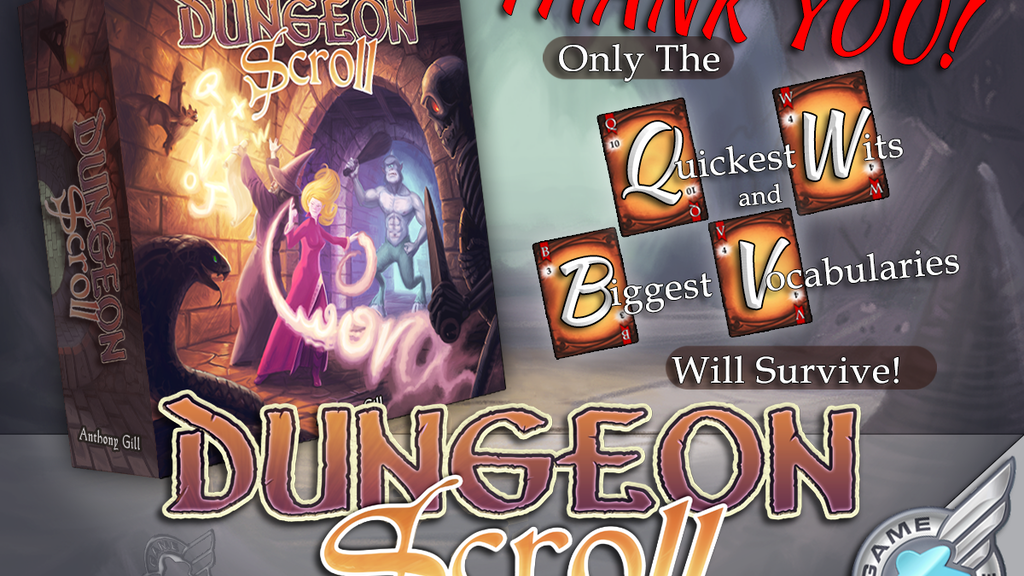 Dungeon Scroll project video thumbnail