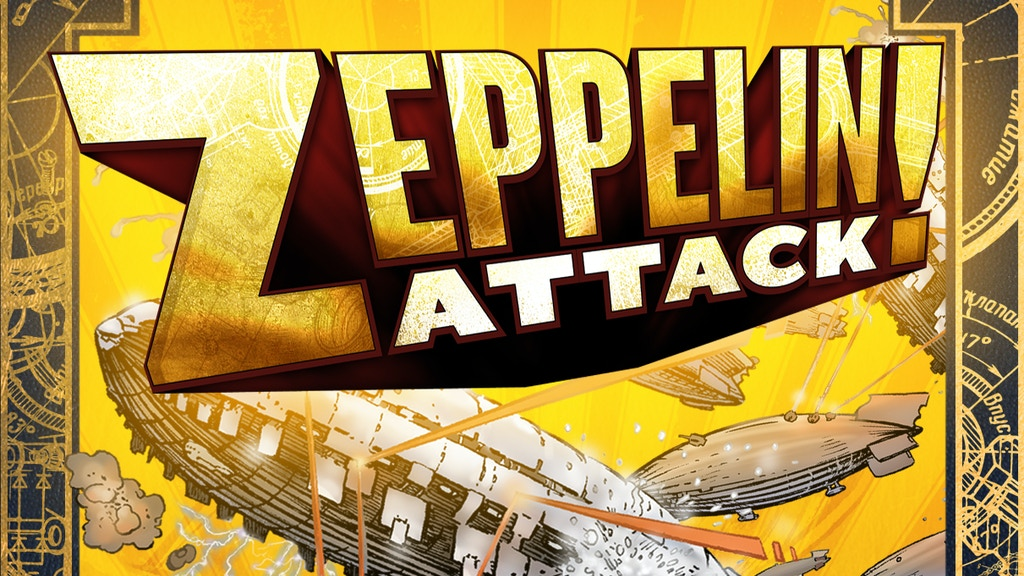 Zeppelin Attack! project video thumbnail