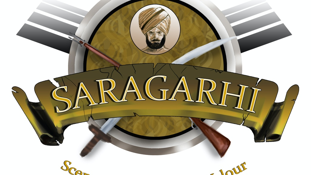 Project image for Saragarhi: Scenes of Bravery and Valour (Canceled)