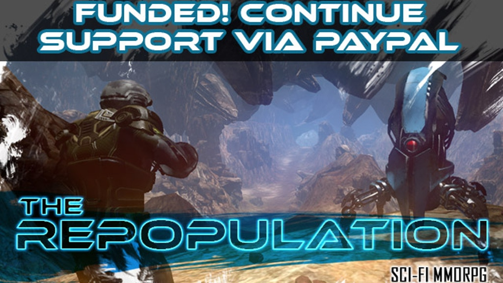 The Repopulation: A Sandbox MMORPG project video thumbnail