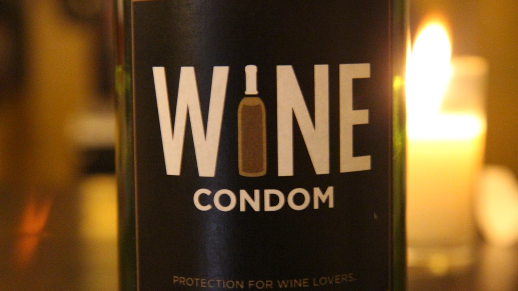 Wine Condoms project video thumbnail