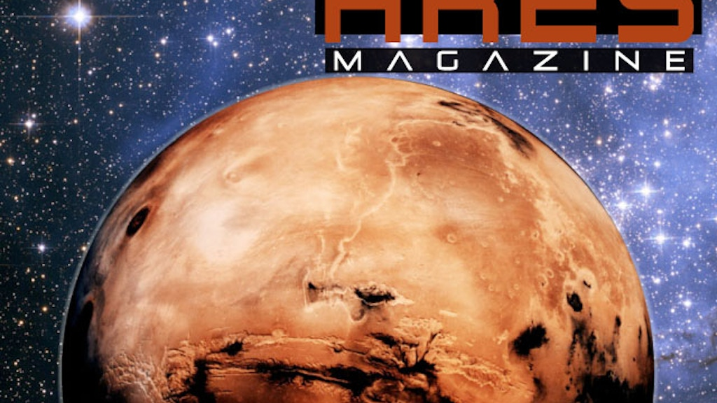 Ares Magazine project video thumbnail