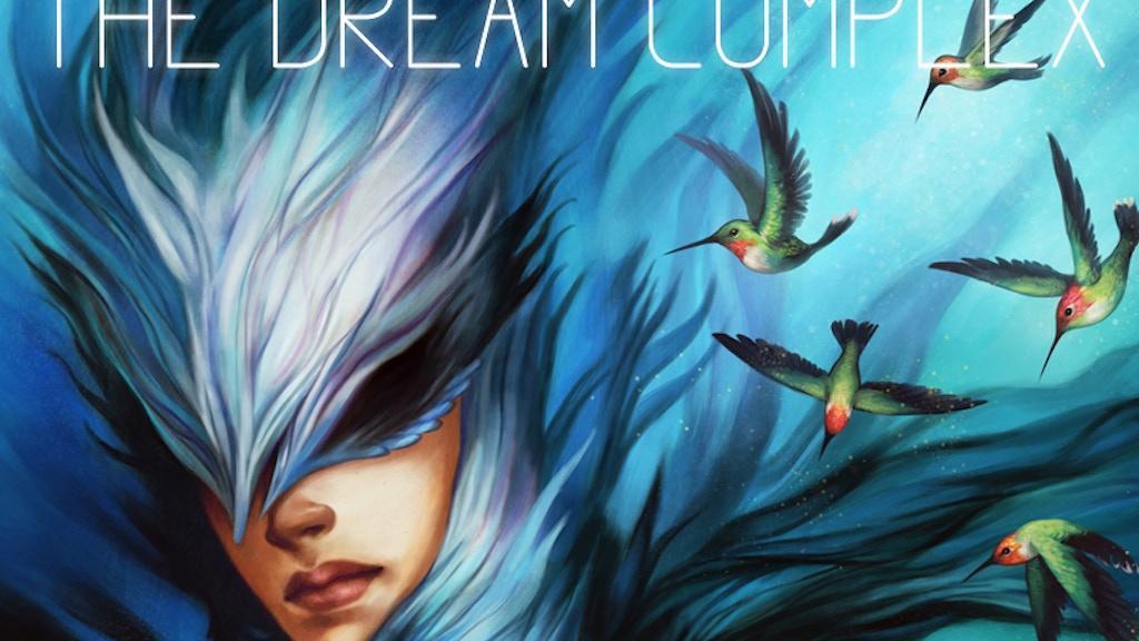 The Dream Complex – if you've dreamt it, I will draw it. project video thumbnail