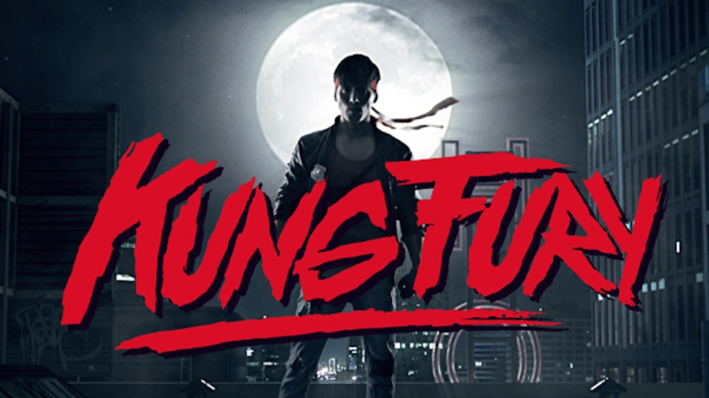 KUNG FURY project video thumbnail