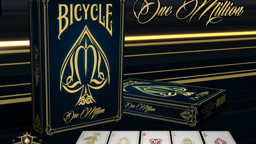 One Million Bicycle® Playing Cards Deck project video thumbnail