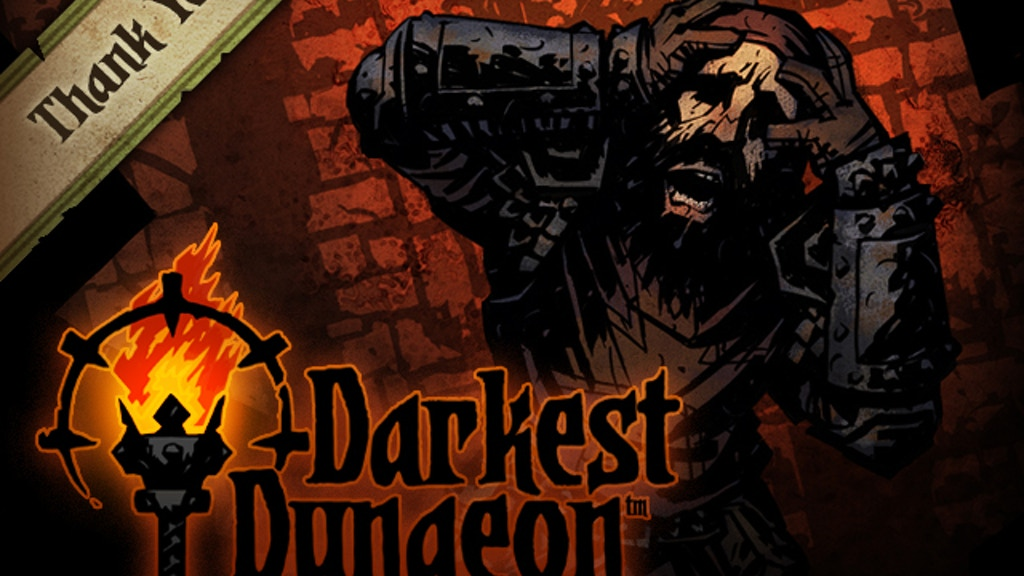 Darkest Dungeon by Red Hook Studios miniatura de video del proyecto