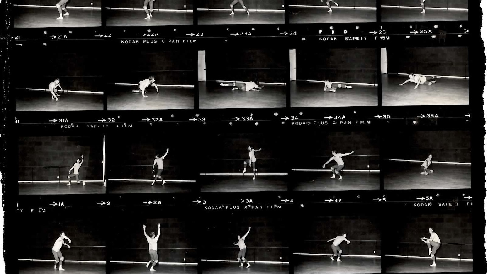 An archive that will change the history of dance on film, making nearly 60 years of ground breaking footage accessible.