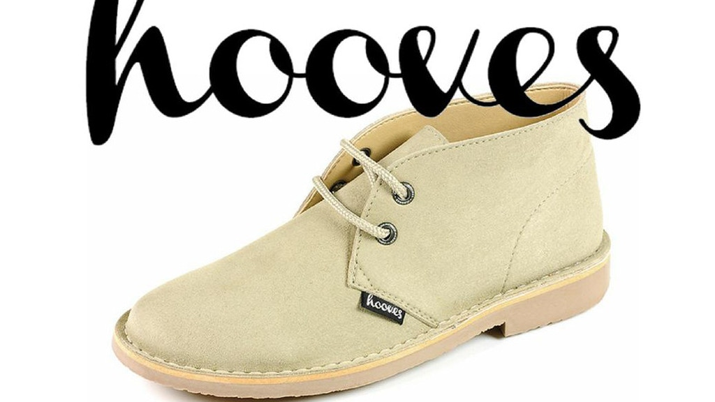 Hooves Animal, Vegetarian & Vegan Friendly Shoes. project video thumbnail