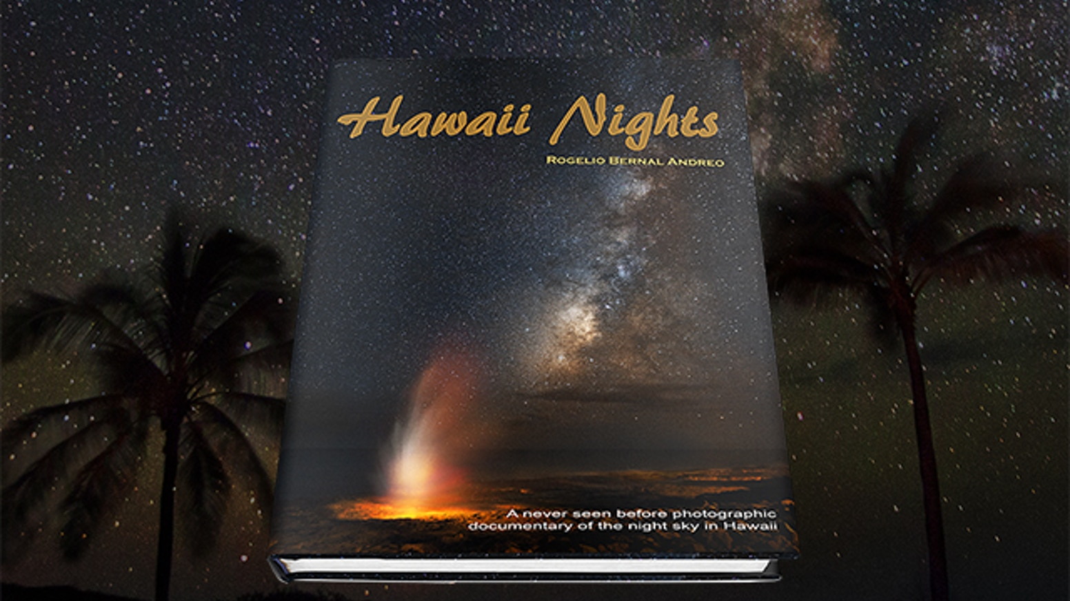 Producing a never seen before professional quality photographic documentary of the night sky in all inhabited islands of Hawaii.