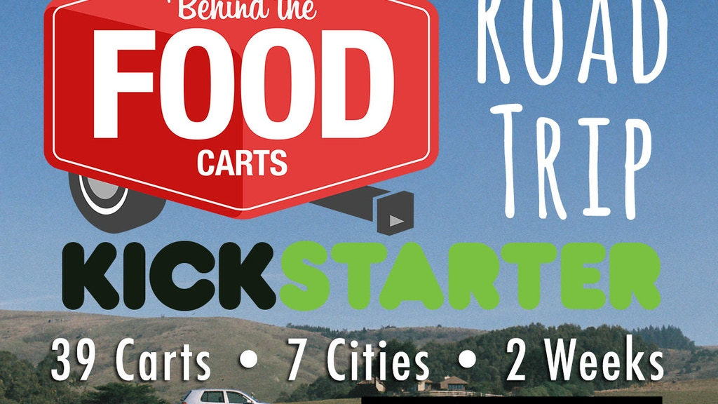 Behind the Food Carts Road Trip project video thumbnail