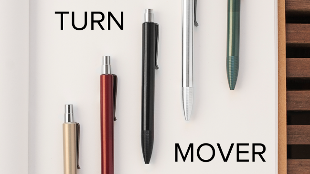 Tactile Turn Mover & Shaker Pens project video thumbnail