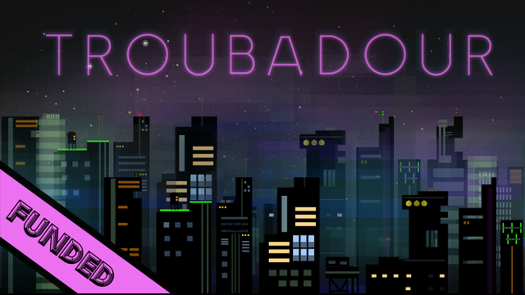 Troubadour - An Interactive Graphic Novel project video thumbnail