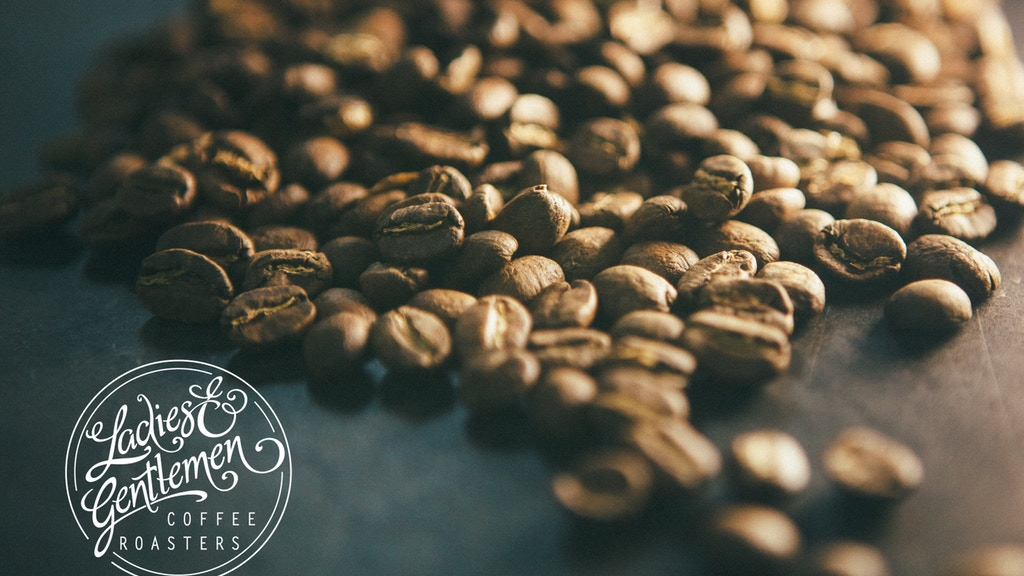 Let's open Ladies and Gentlemen Coffee Roasters! project video thumbnail