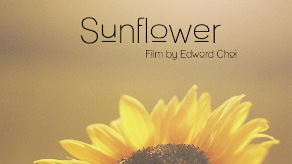 Sunflower project video thumbnail