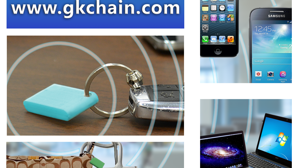 GateKeeper: Android/iOS Bluetooth Tracker/Proximity Lock Key project video thumbnail