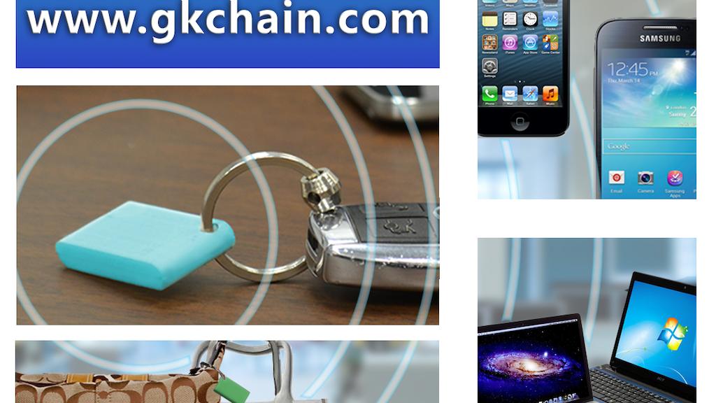 GateKeeper: Android/iOS Bluetooth Tracker/Proximity Lock Key project video thumbnail