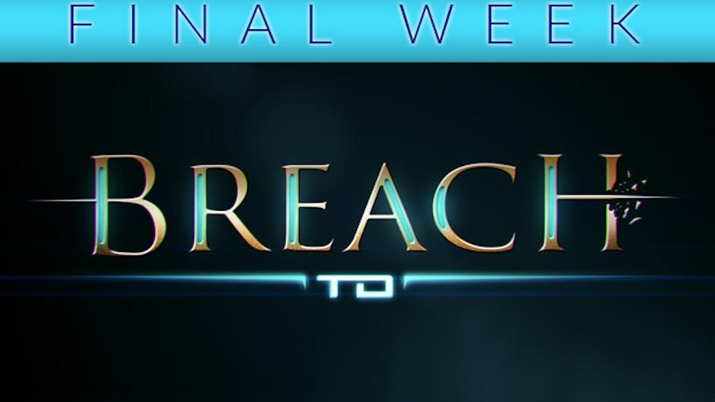 Breach TD project video thumbnail