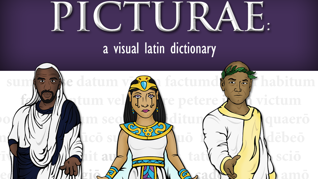 Picturae: A Visual Latin Dictionary project video thumbnail