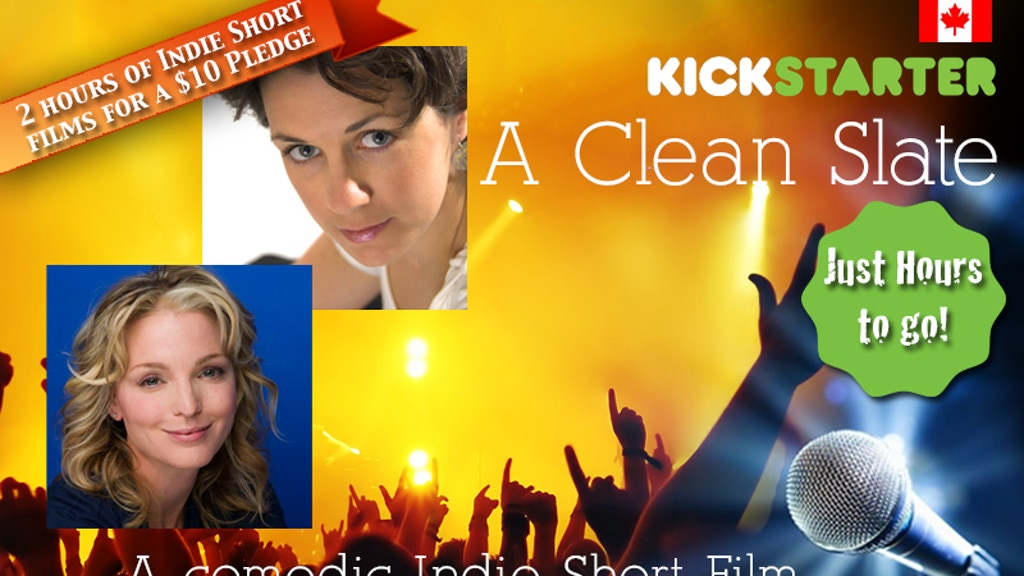 A Clean Slate: A Comedic Indie Short Film project video thumbnail
