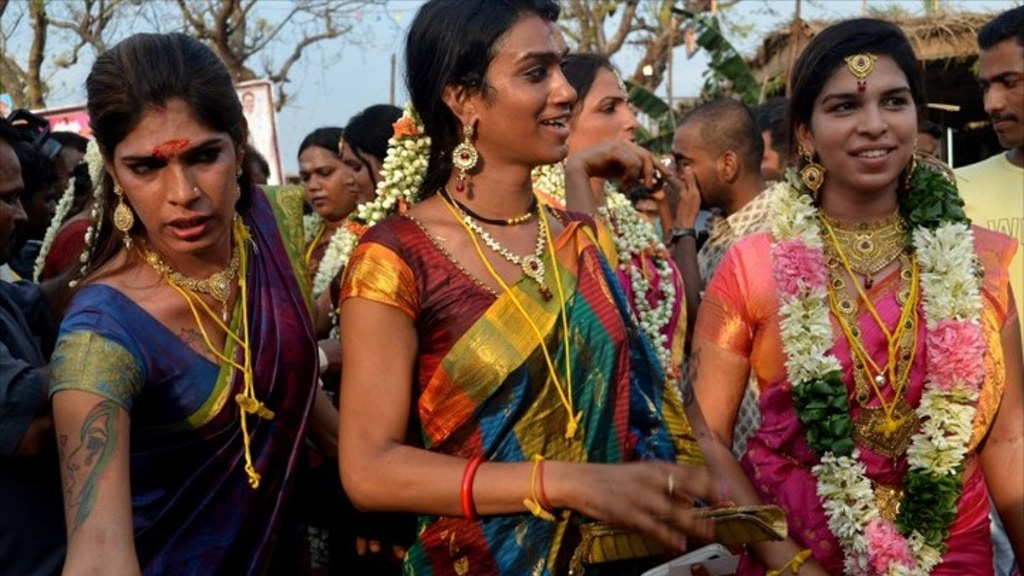 Three Halves: the transgenders of South India project video thumbnail
