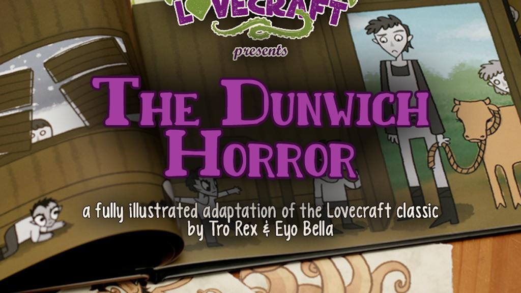 Littlest Lovecraft: The Dunwich Horror project video thumbnail