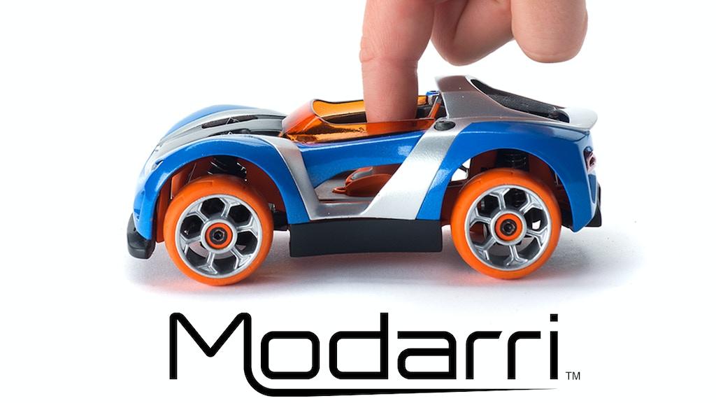 MODARRI CARS: Feel the Road project video thumbnail