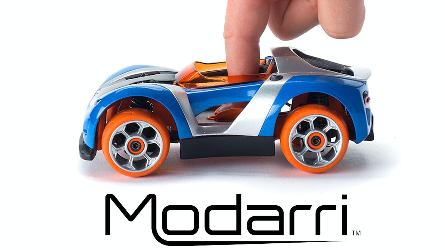 Modarri Cars Feel The Road By Thoughtfull Toys Kickstarter