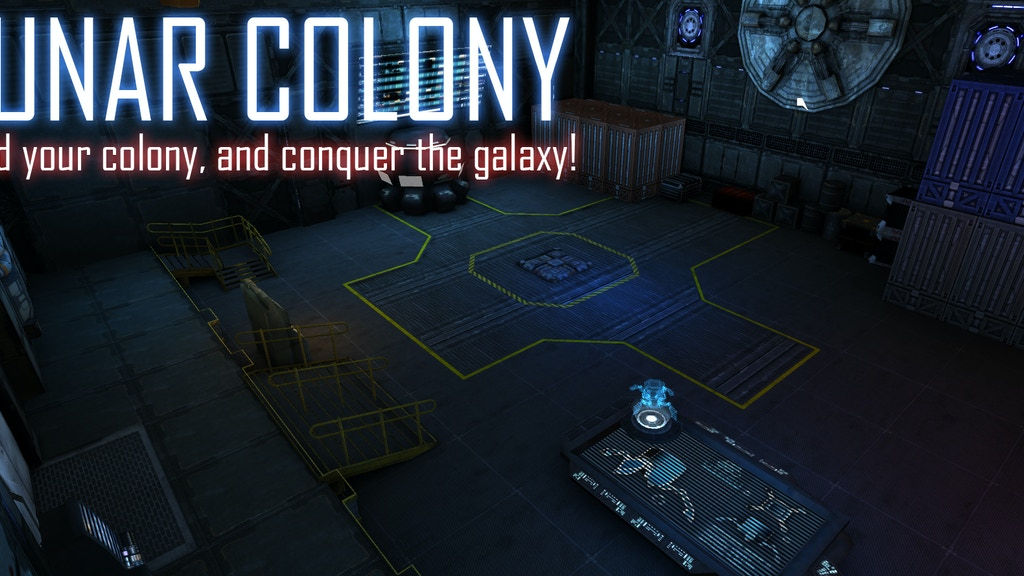 A building and mining management game set in outer space, available on PC and Tablets.
