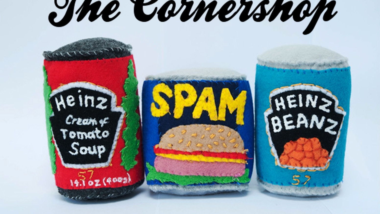 Do you remember your local Cornershop? Where did it go?   Support the creation of a soft knitted newsagents in London.