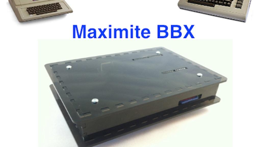 Maximite BBX  - The Modern Day BASIC Language Computer project video thumbnail