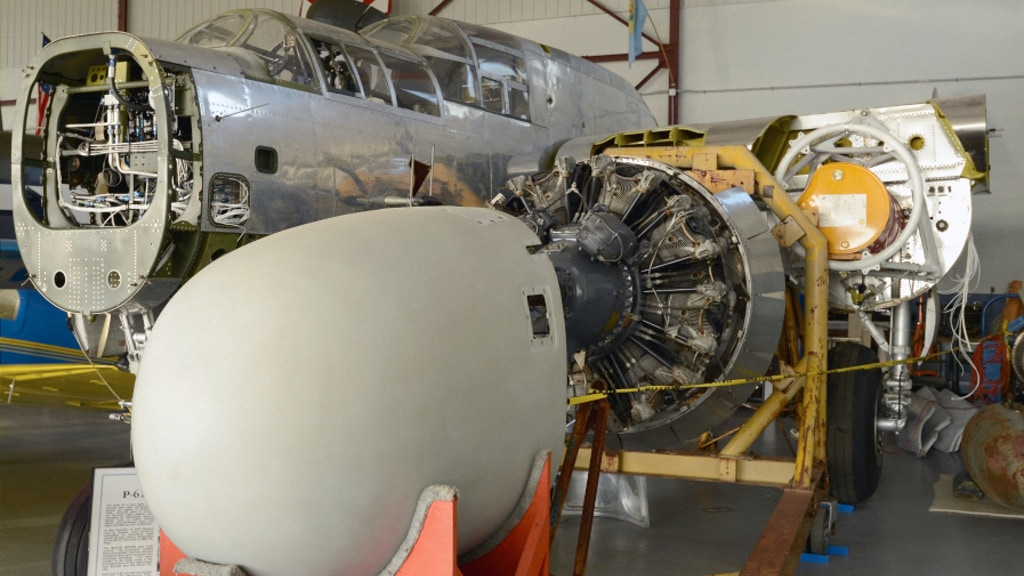 The P-61 'Black Widow' Restoration Project project video thumbnail