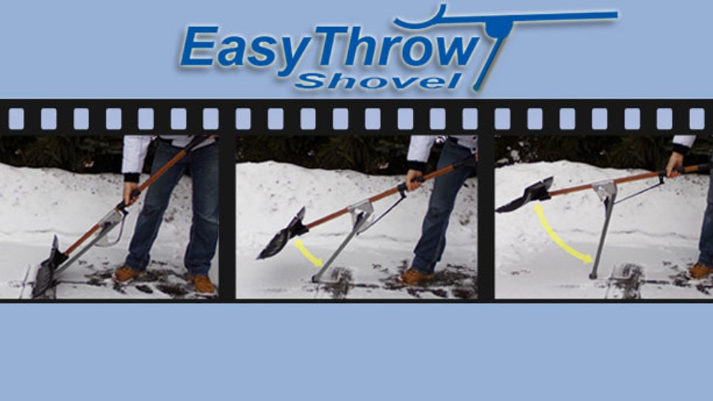 Project image for The Evolution of the Snow Shovel - Reinvented - Self lifting