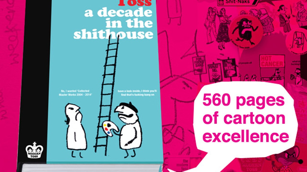 Modern Toss: A Decade in the Shithouse project video thumbnail