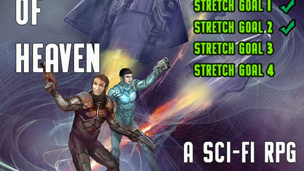River of Heaven SF RPG project video thumbnail