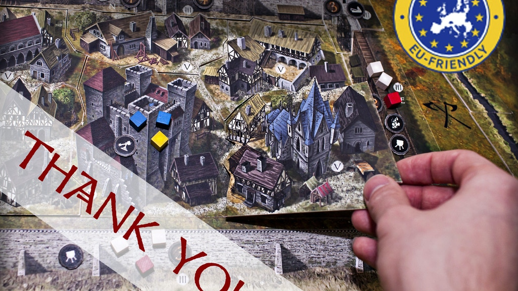 The Convicted - expand your town and fight for survival project video thumbnail