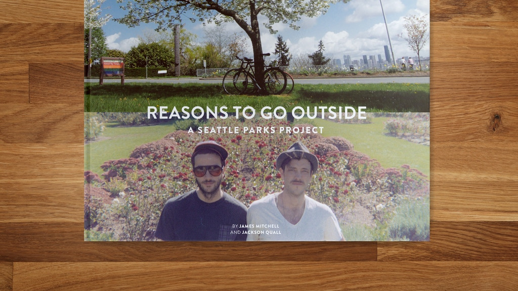 Reasons to Go Outside: A Seattle Parks Project project video thumbnail
