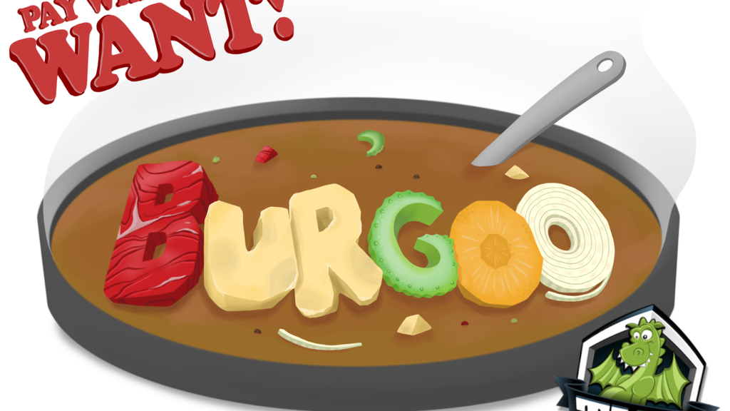 Burgoo - A PAY-WHAT-YOU-WANT game of community stews project video thumbnail