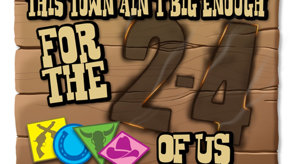 This Town Aint Big Enough for the 2-4 of Us! PWYW project video thumbnail