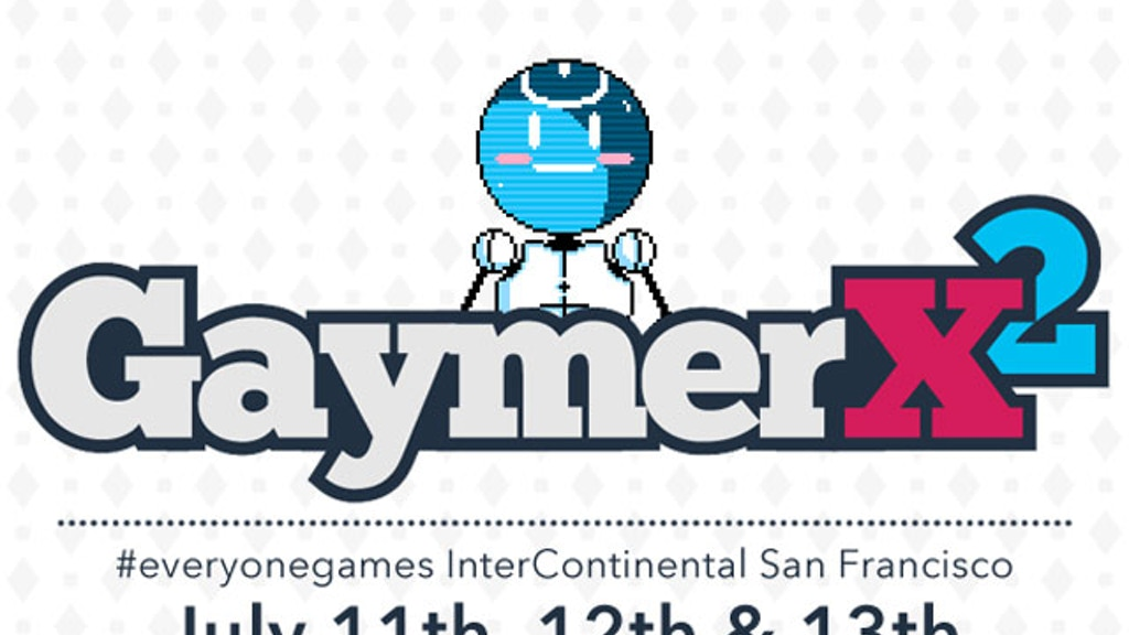 GaymerX2 #EveryoneGames project video thumbnail
