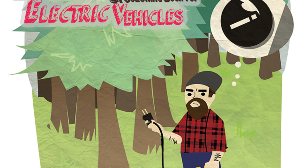 An Unpretentious Guide & Coloring Book to Electric Vehicles project video thumbnail