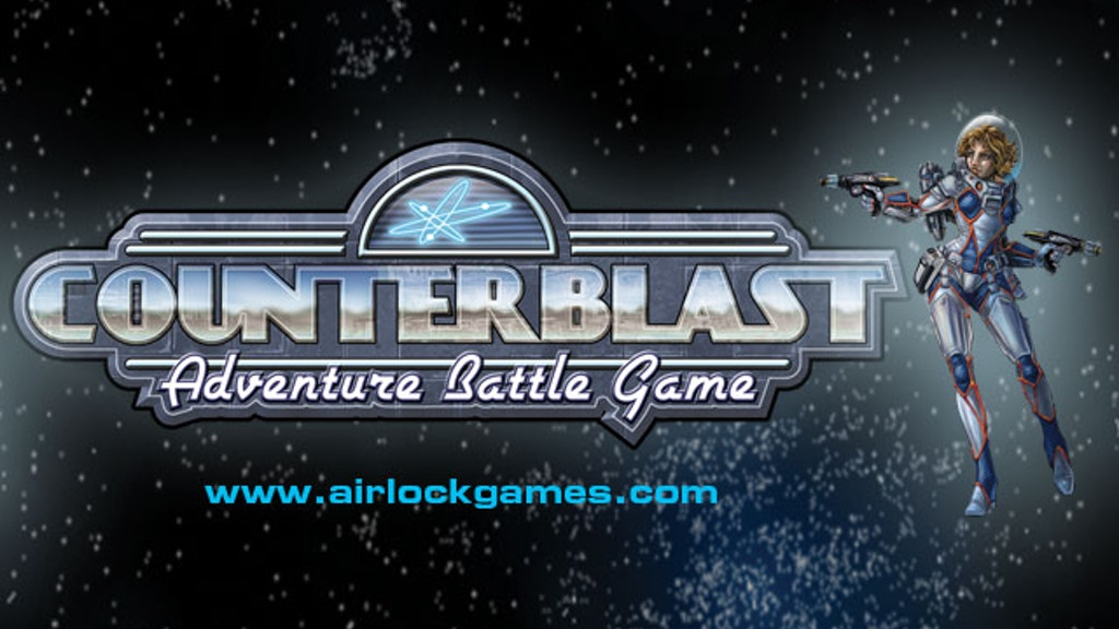 Project image for COUNTERBLAST: Adventure Battle Game (Canceled)