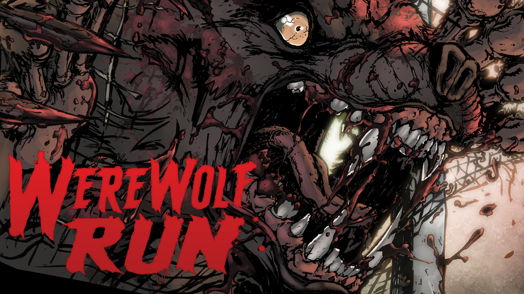 WereWolf Run project video thumbnail