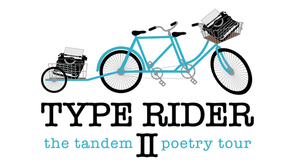 Type Rider II: The Tandem Poetry Tour project video thumbnail