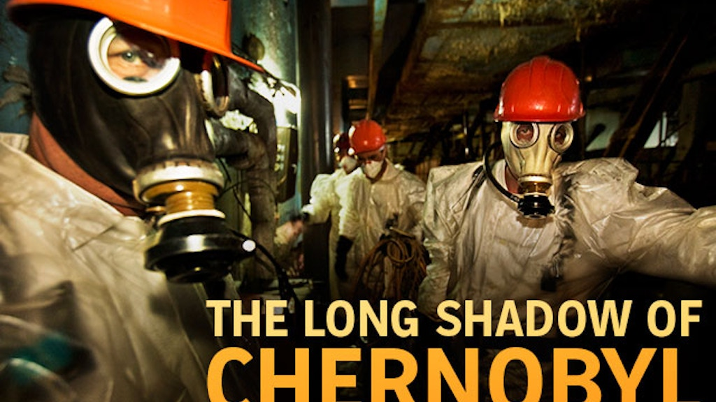 The Long Shadow of Chernobyl - A Photo Book project video thumbnail