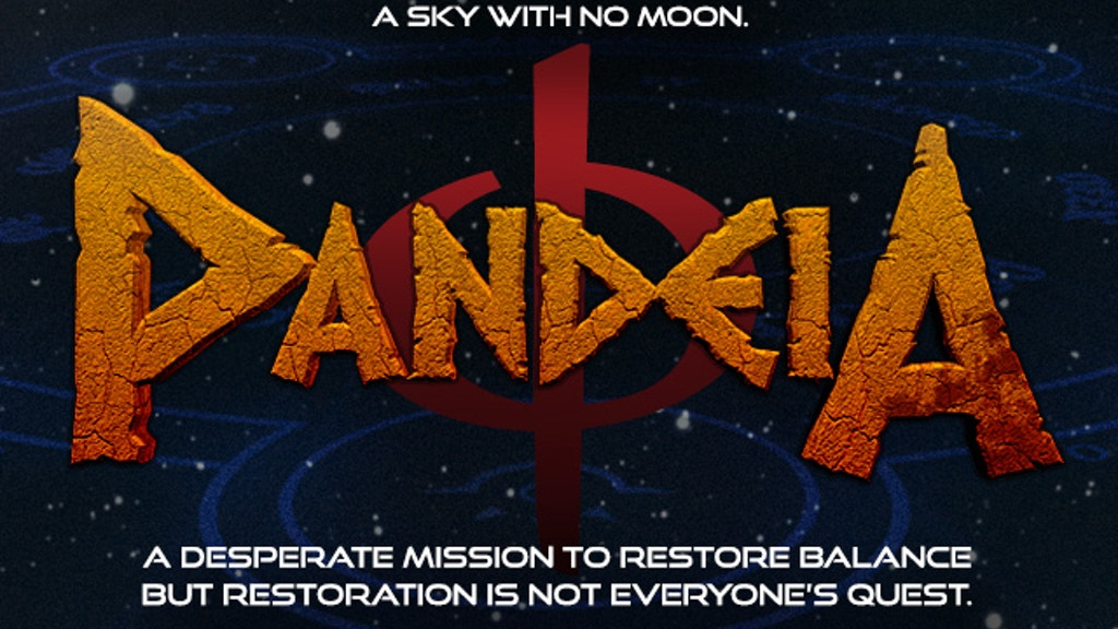 Pandeia - Book I project video thumbnail