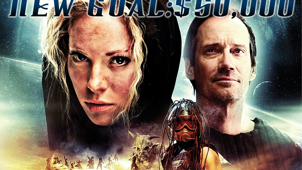 Survivor - a scifi feature starring Kevin Sorbo project video thumbnail