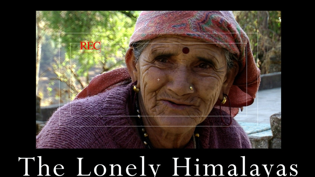 The Lonely Himalayas project video thumbnail