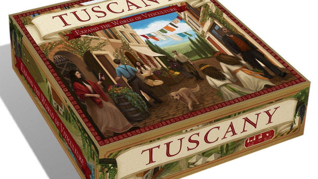 Tuscany: Expand the World of Viticulture project video thumbnail
