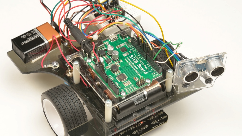 Pi-Bot: The Next Great Tool for Learning Arduino Robotics! project video thumbnail